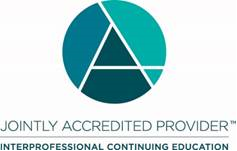 Interprofessional continuing education jointly accredited provider
